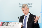 Graeme Wheeler, governor of the Reserve Bank of New Zealand.