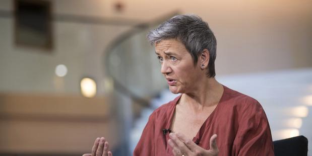 Margrethe Vestager defends one of the EU's foundational philosophies. Photo / Jasper Juinen