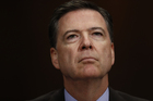 President Donald Trump fired former FBI director James Comey. Picture / AP
