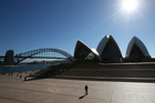 Only 45 New Zealanders were granted permanent residency in Australia in the eight months to February this year. Photo / AP
