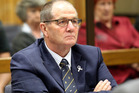 Whanganui MP Chester Borrows was declared not guilty of the charge of careless driving causing injury. Photo / Stuart Munro