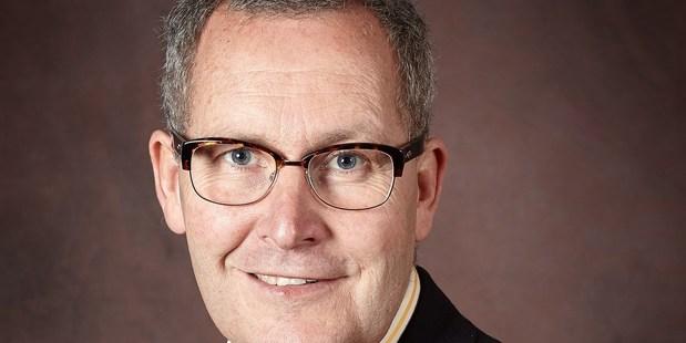 Hamilton Mayor Andrew King
