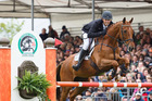 Olympic rider Jock Paget will be among the leading contenders at this weekend's national three-day event in Taupo. Photo / Libby Law