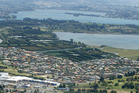 Tauranga's housing market has stabilised but houses priced $1 million or more are selling. Photo/file