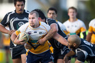 Josh Weedon was in good form in the win for Otumoetai Eels on the weekend. Photo / File