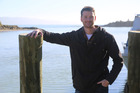Diving maritime archaeologist Matt Carter has been back in the Bay to tell the submarine story.
