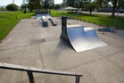 Work has started on upgrading the very dated Rotorua skatepark.