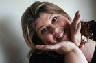 Comedian Urzila Carlson shares jokes from her mother. Photo / Doug Sherring
