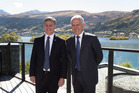 Bill English and Malcolm Turnbull. The New Zealand Government has expressed disappointment with recent changes in Australia. Photo / File
