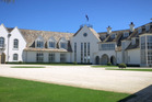 The ex-Kim Dotcom mansion at 186 Mahoenui Valley Rd in Coatesville.