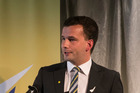 Act leader David Seymour says National's