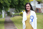 National MP Parmjeet Parmar wants to ensure newborn children are enrolled with a GP as early as possible. Photo /  Doug Sherring