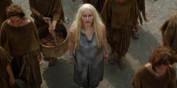Loading The end of Game of Thrones has already leaked online. Photo / HBO