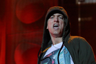 Eminem wasn't original, so couldn't be copied, National Party's lawyer tells the High Court in Wellington. Photo / File