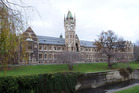 The name of a Otago University security guard was wrongly suppressed, the Supreme Court has ruled. Photo/File