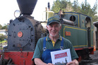 Bay of Islands Vintage Railway Trust operations manager Mike Bradshaw.