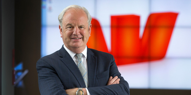 Westpac New Zealand chief executive David McLean says the bank has faced a challenging environment. Photo/Brett Phibbs.