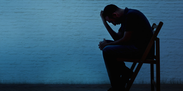 A recent survey completed by Victoria University showed about 45 per cent of students had poor emotional health. Photo / Getty
