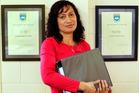 Whangarei lawyer Noela Fidow has no problem saying she is Samoan. Photo / John Stone
