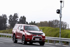 A fixed speed camera will soon be operating on State Highway 1, south of Kaiwaka.