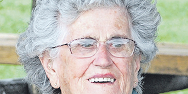 Jean Sparksman was living in the Mary Doyle retirement village when she contracted campylobacter and died a short time later in August last year. Photo / Supplied