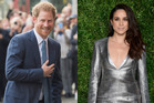 Prince Harry and Meghan Markle have almost been dating a year. Photo / AP