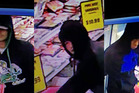These three men brazenly tried to steal meat from Tikipunga Fresh Foods.