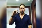 Chris Pratt is apologising for offending hearing impaired individuals. Instagram / @prattprattpratt