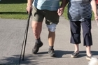Steve 'Hoppy' Rastovich lost his leg in an accident 40 years ago. In 2010 he was in another accident driving his truck. This time, though, The Westpac Rescue Helicopter was able to get him to hospital saving his remaining leg