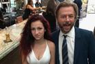 Danielle Bregoli and David Spade. Photo / Instagram