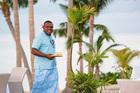Vomo resort in Fiji.