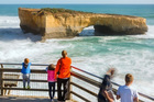 London bridge, Great Ocean Road. Photo / Getty Images