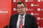 Labour's Finance Spokesman Grant Robertson says Labour learned lessons from its attempt to highlight Auckland's housing woes by focusing on Chinese surnames. Photo / Audrey Young