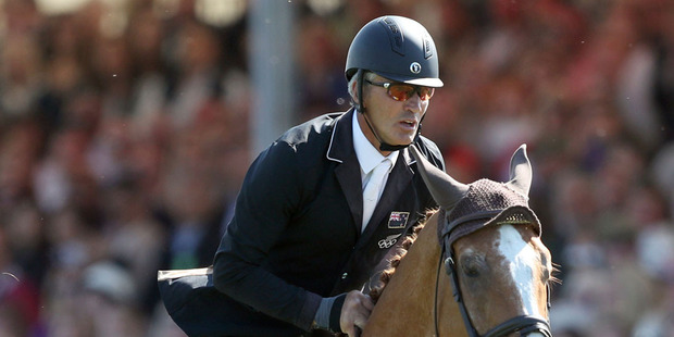 Equestrian-Kiwi Nicholson wins first Badminton title at 37th attempt