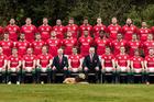 The British and Irish Lions squad to tour New Zealand.