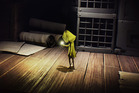 In Little Nightmares, you play as 'Six', a hooded figure revealed to be a hungry nine-year-old girl.
