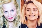 Madonna and Paris Jackson. Photos / Instagram
