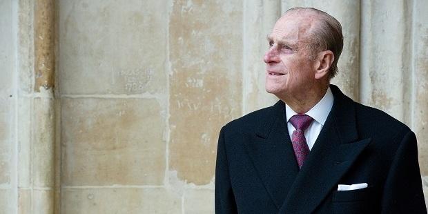 Loading Britain's Prince Phillip. Photo / AP