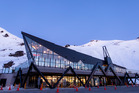 The Remarkables skifield base building at Queenstown won a top award.