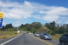 An influx of traffic travelling into Tauranga is adding hours on to travel time, leaving locals fed up.