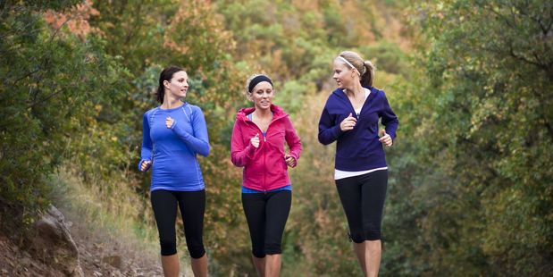 Women who exercise have been warned to eat enough. Photo / 123rf