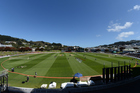 The Basin Reserve hosts the first test between the Black Caps and Bangladesh starting today. Photosport