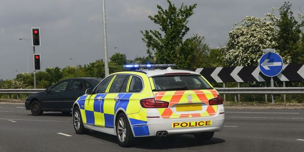 A pensioner has died after being struck by a police car in Sheffield. Photo / 123rf