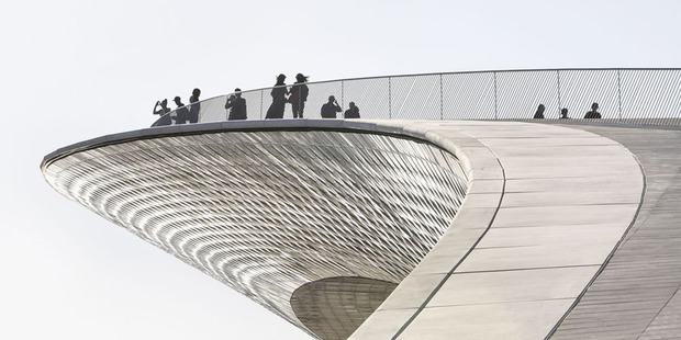 The new Museum of Art, Architecture, and Technology in Lisbon, Portugal. Photo / Visit Lisboa