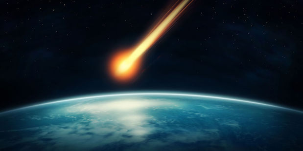 Around 65 million years ago, a massive asteroid crashed into the Gulf of Mexico. Photo / 123rf