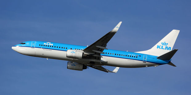 KLM was found to be the best international airline by Flightstats. Photo / 123RF