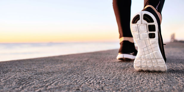 If you've set yourself a goal to get up early and exercise before work, you may encounter problems with motivation. Photo / 123rf