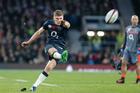 England's Owen Farrell. Photo / AP