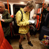 Passenger reads a book while taking part in the No Pants Subway Ride in Prague, Czech Republic. Photo / AP