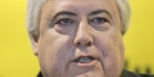 Clive Palmer claims council workers have illegally culled his deer. Photo / AP